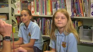 Kids give Fitzy & Wippa Valentine's Day advice
