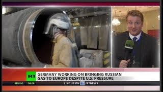 Germany tells US: 'Sorry! We're buying Russian gas'