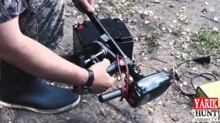 Лодочный электромотор WaterSnake T-18 (Обзор)(Поддержите меня, поставьте лайк и подпишитесь на канал..., 2015-05-09T11:05:51.000Z)