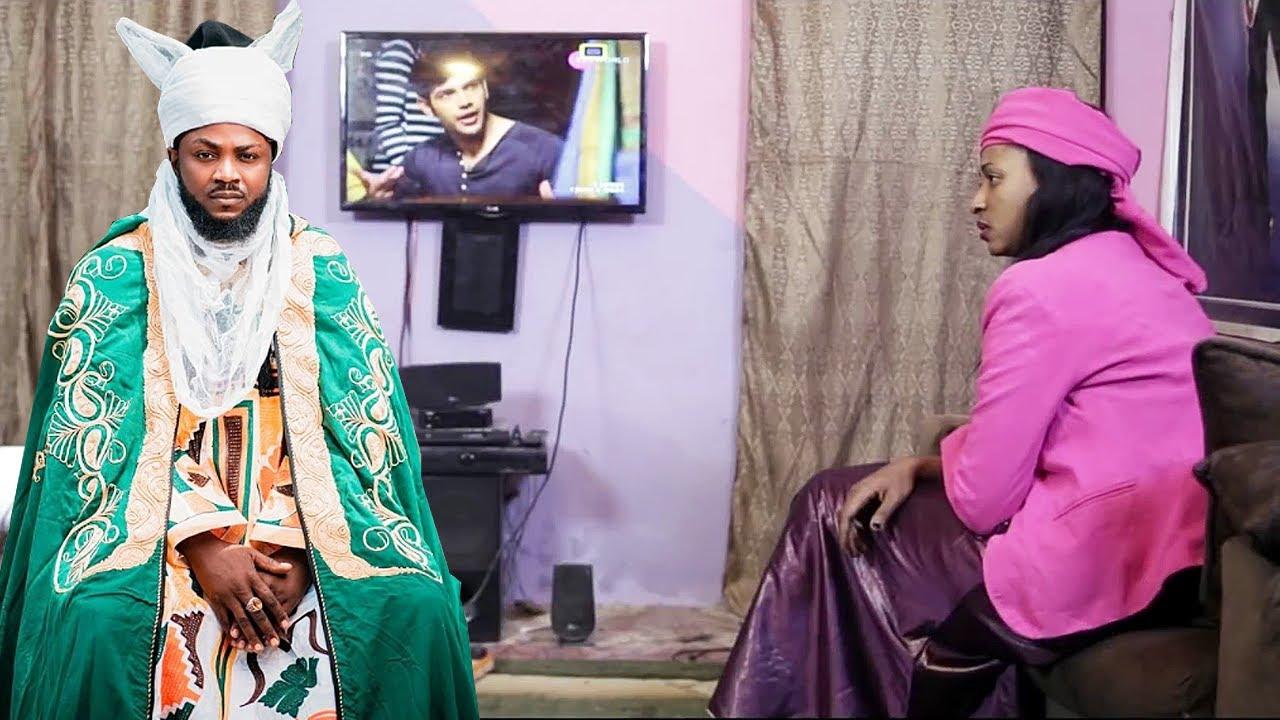 Download sarki da kyakkyawar kuyanga sun kamu da soyayya - Hausa Movies 2020   Hausa Films 2020
