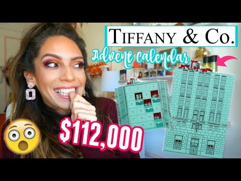 TIFFANY & CO... THIS IS EPIC, YET INSANE!!! HELLO $112,000?!