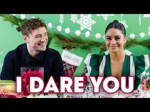 Vanessa Hudgens And Josh Whitehouse Play I Dare You | Teen Vogue