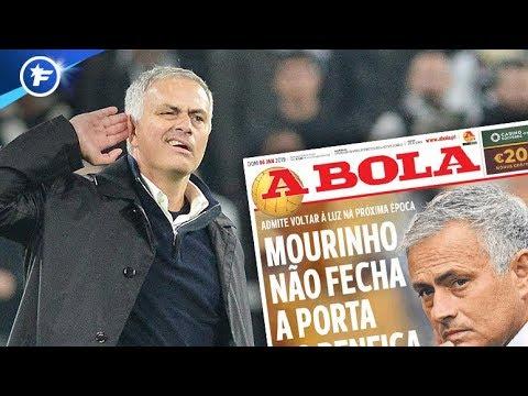 Mourinho a déjà trouvé un nouveau challenge | Revue de presse