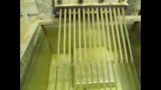 видео: Работа гранулятора