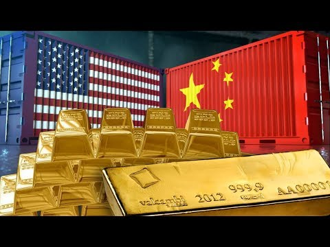 Gold's 10 Month Rise On Trade Talk Optimism | Retreats After Fed Minutes