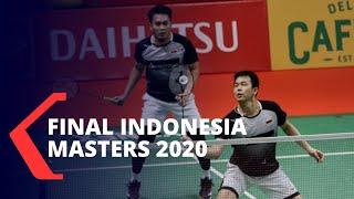 Jelang Final Indonesia Masters 2020, Indonesia Tempatkan 4 Wakilnya