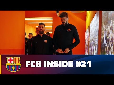 The week at FC Barcelona #21