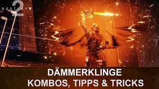 DESTINY 2 BETA: Dämmerklinge Erklärung, Kombos, Tipps & Tricks (Deutsch/German)