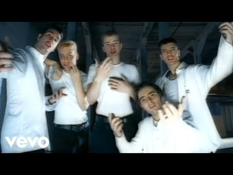 *NSYNC - Tearin' Up My Heart (Video)