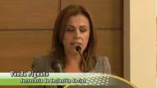 Secretaria Pignato recibe reconocimiento de la Asociación de Mujeres Jueces de El Salvador