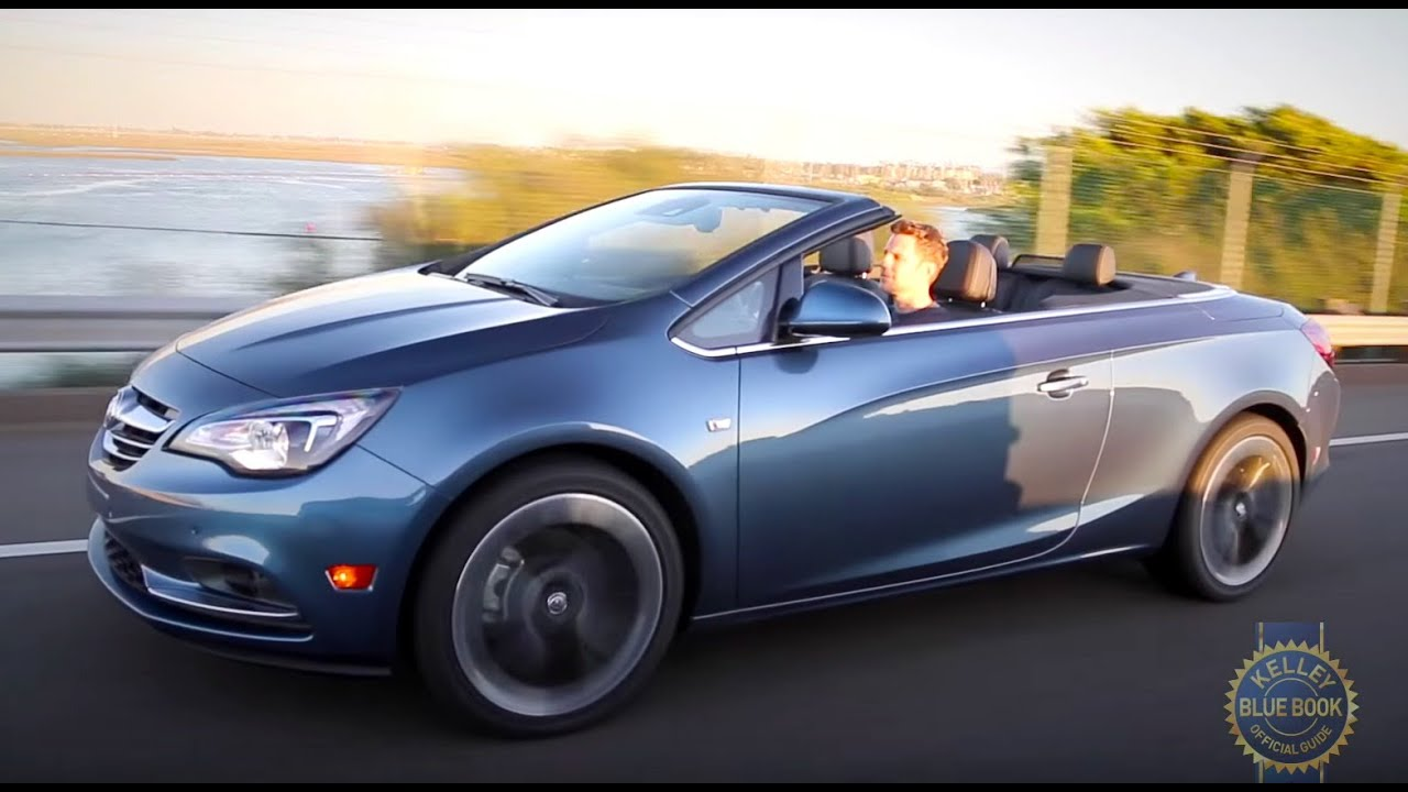 2017 Buick Cascada Review And Road Test
