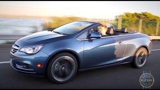 2017 Buick Cascada - Review and Road Test