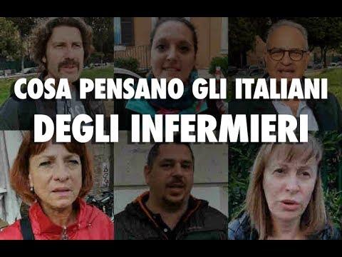 Chi è L'infermiere Per L'opinione Pubblica Italiana