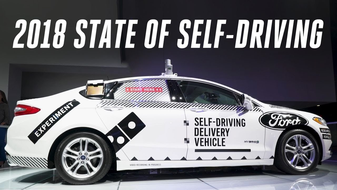 Self-driving cars are overdue for a reality check - The Verge
