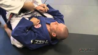 JiuJitsu Magazine #7 – Mastering The Mount: Cross Collar Choke