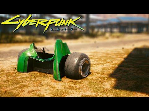 Cyberpunk 2077 - Fails #2