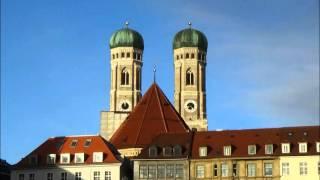 München Dom zu unserer lieben Frau Geläutevorführung