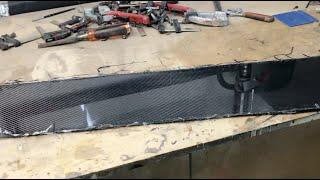 2020 Carbon Fiber Efoil,  Carbon fiber sheet