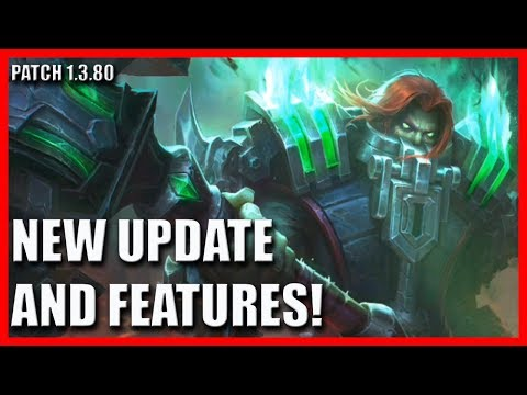 NEW UPDATE AND NEW FEATURES PATCH 1.3.80 - MOBILE LEGENDS