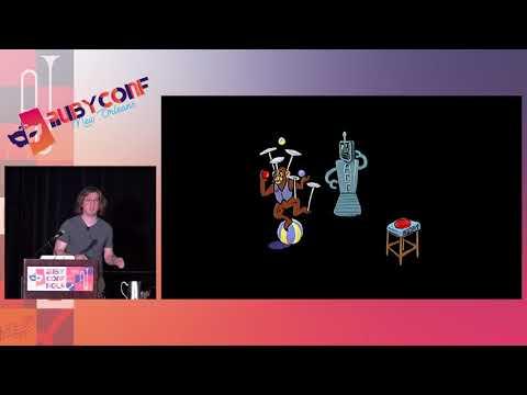RubyConf 2017: Buuuuugs iiiiin Spaaaaace! by Colin Fulton