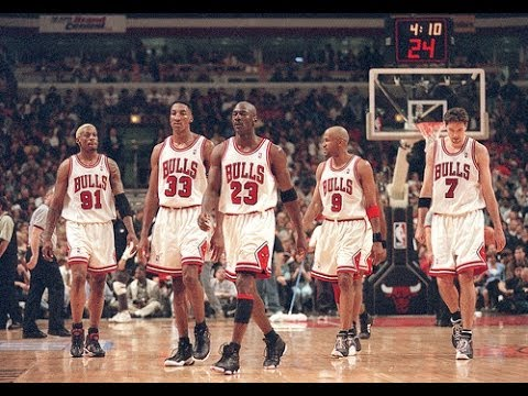 Bulls vs. Jazz - 1998 NBA Finals (Game 4)