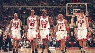 Bulls vs. Jazz - 1998 NBA Finals (Game 4)