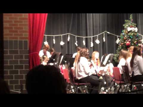 """""""Fantasia of the Dargason"""" by the Grosse Ile Middle school Symphonic band"""