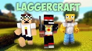 Убийство Мэра на LaGGeRCraft!
