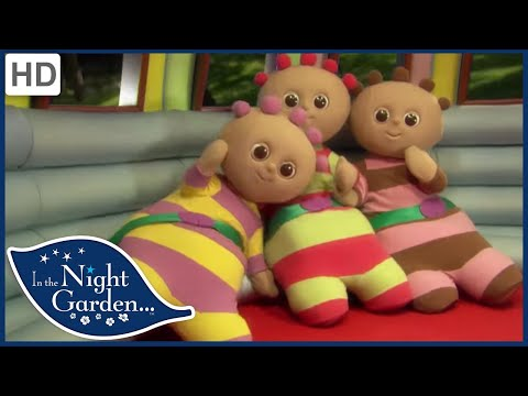 In the Night Garden 412 - Ooo Brings the Ball Indoors | Cartoons for Kids