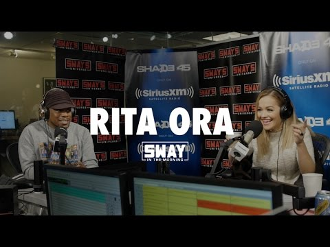Rita Ora Interview on Sway in the Morning
