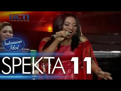 MARIA - DOMINO (Jessie J) - Spekta Show Top 5 - Indonesian Idol 2018