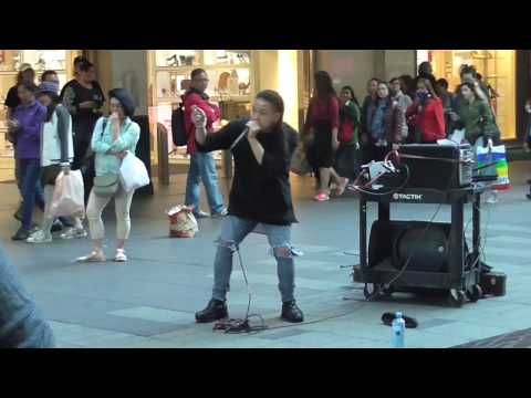 BEATBOX by an amazing guy in Sydney!
