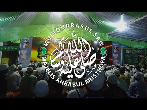 Maulid Akbar Majelis Ahbabul Musthofa Tegal, 06-12-2016