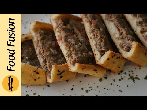 Recipe: Meat/Cheese Pizza Like Bread