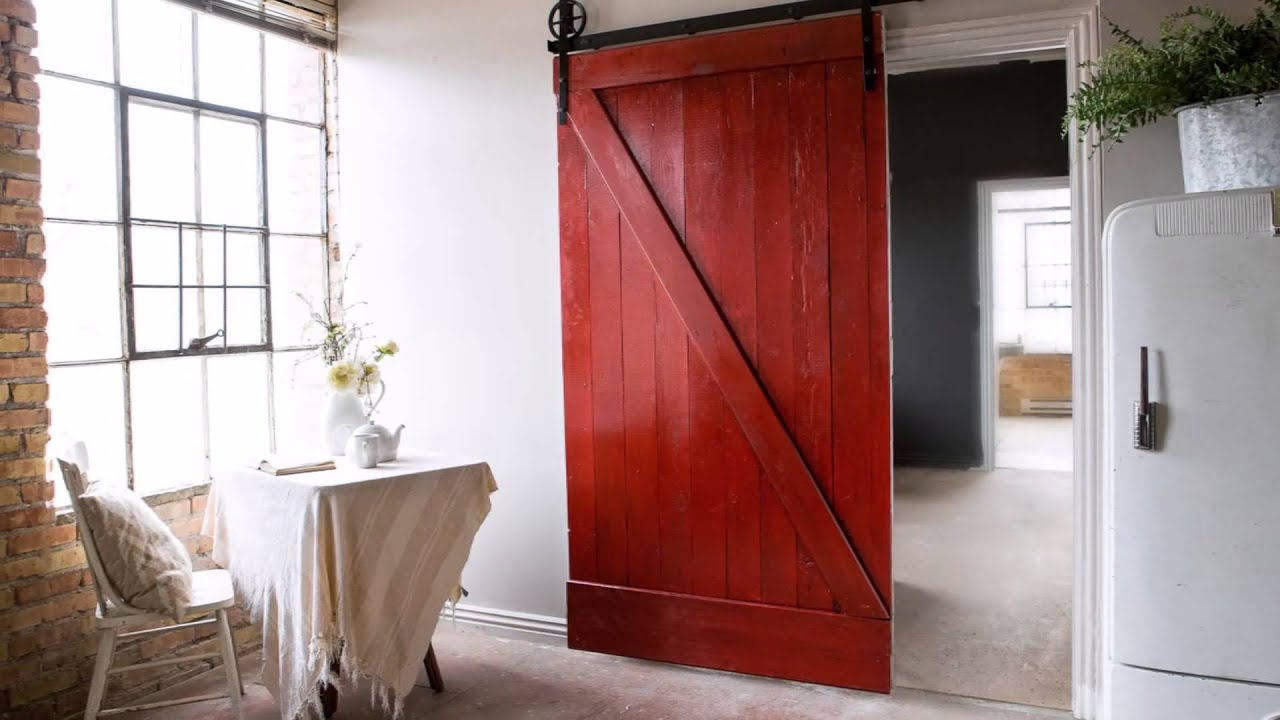 Barn Door Design Ideas - YouTube