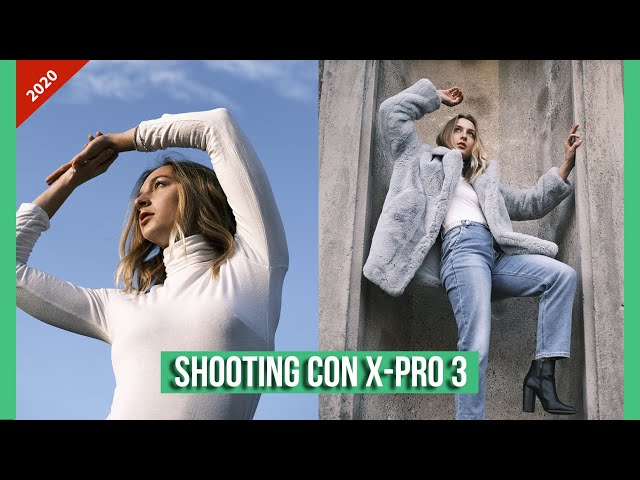 X-PRO 3 & Classic Neg - Shooting fotografico in luce naturale con Isabelle