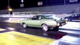 Olds 442 Raceway Park Englishtown New Jersey