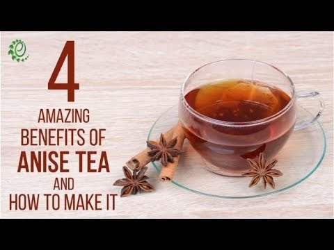 4 Amazing Benefits Of Anise Tea And How To Make It | Organic Facts