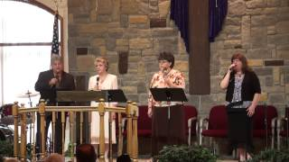 """Out of Harms Way"" - Steve & Marilyn Reed, Sandy Spurgeon, Connie Osborn"