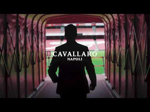 Cavallaro Napoli - Arsenal 2017