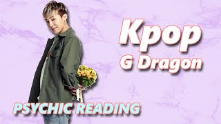 Kpop Predictions? BIG BANG G-Dragon Tarot Reading