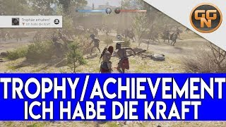 Assassins Creed Odyssey Guide - Ich habe die Kraft / I Have the Power Trophy