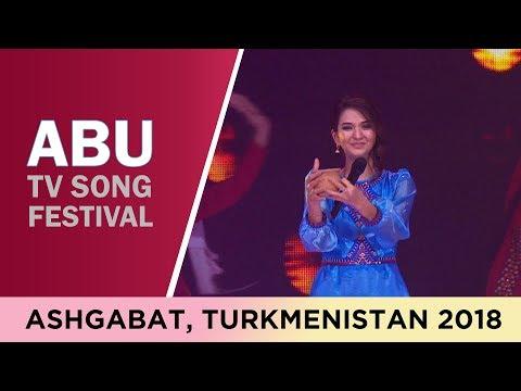 Myahri Pirgulyeva - Mondjukatdy (Turkmenistan) - ABU TV Song Festival 2018