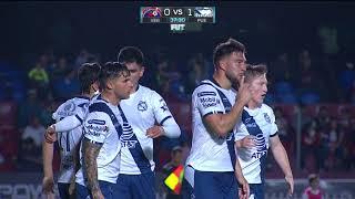 Liga MX | Veracruz 0-1 Puebla (Resumen) | Clausura 2019, Jornada 4 | FUT AZTECA