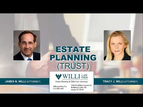 What Is The Process For Funding A Trust? | (512) 288-3200