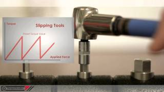 TSN & TSP Production Slipping Torque Wrenches (1-125 N.m) by Torqueleader