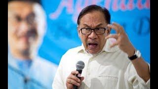 Tiada tempat untuk LGBT di Malaysia, tegas Anwar
