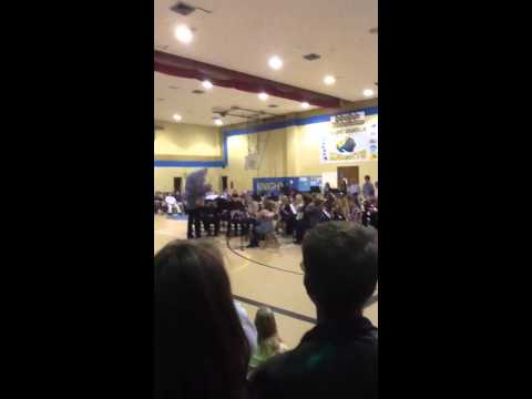 East Noble Middle School Band Fall Concert (shark)