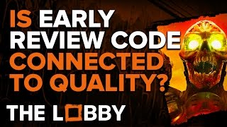 Is Early Review Code Connected to Quality?  - The Lobby