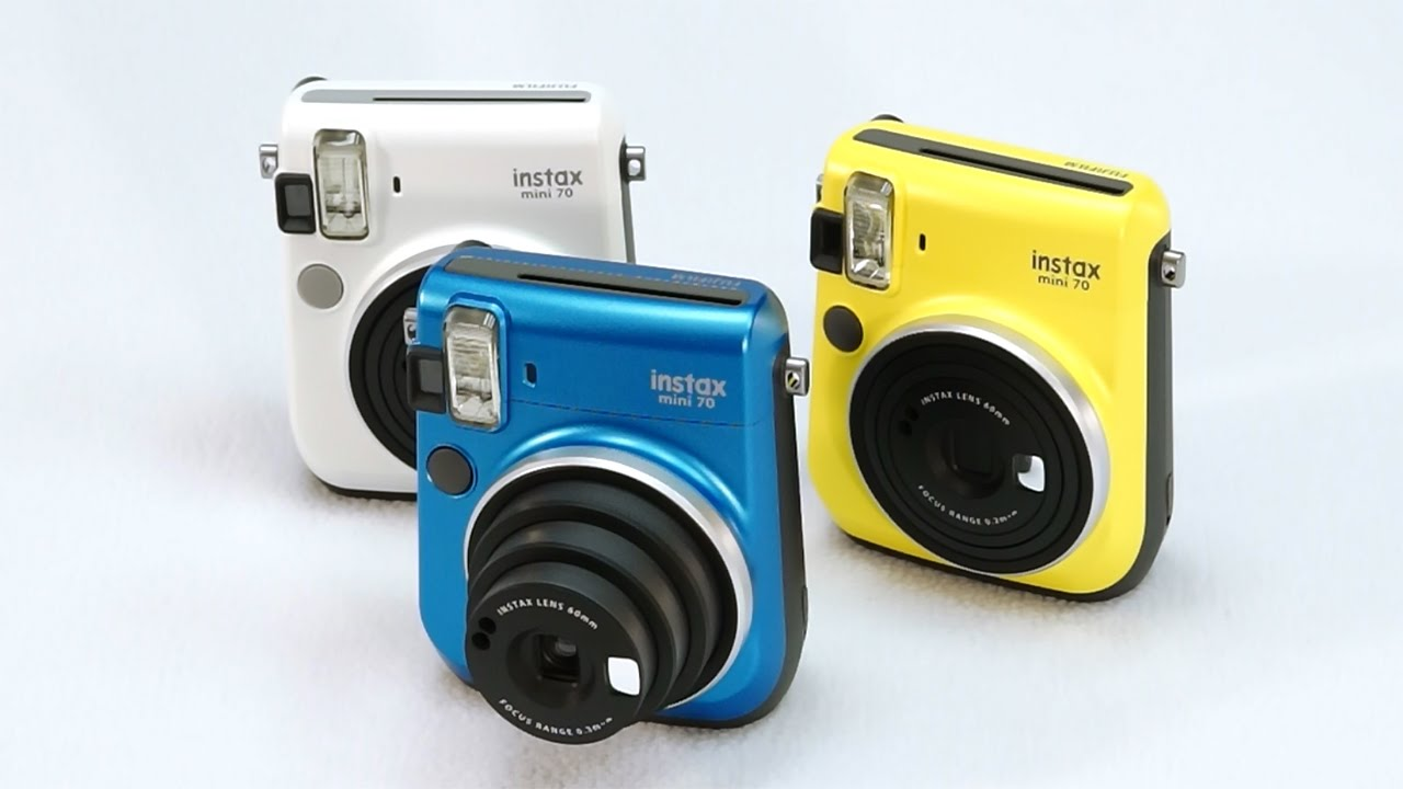 5a4f6156a1f8 Fuji Mini Cameras   Cameta camera snapshots fujifilm instax mini 70 youtube